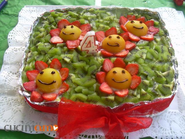 Torte Decorate Compleanni Ecc Foto Cuciniamo
