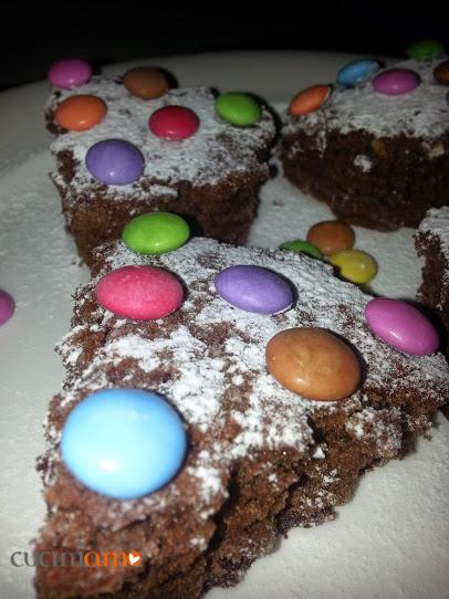 Brownies di Natale di Madamadorè su CuciniAmO