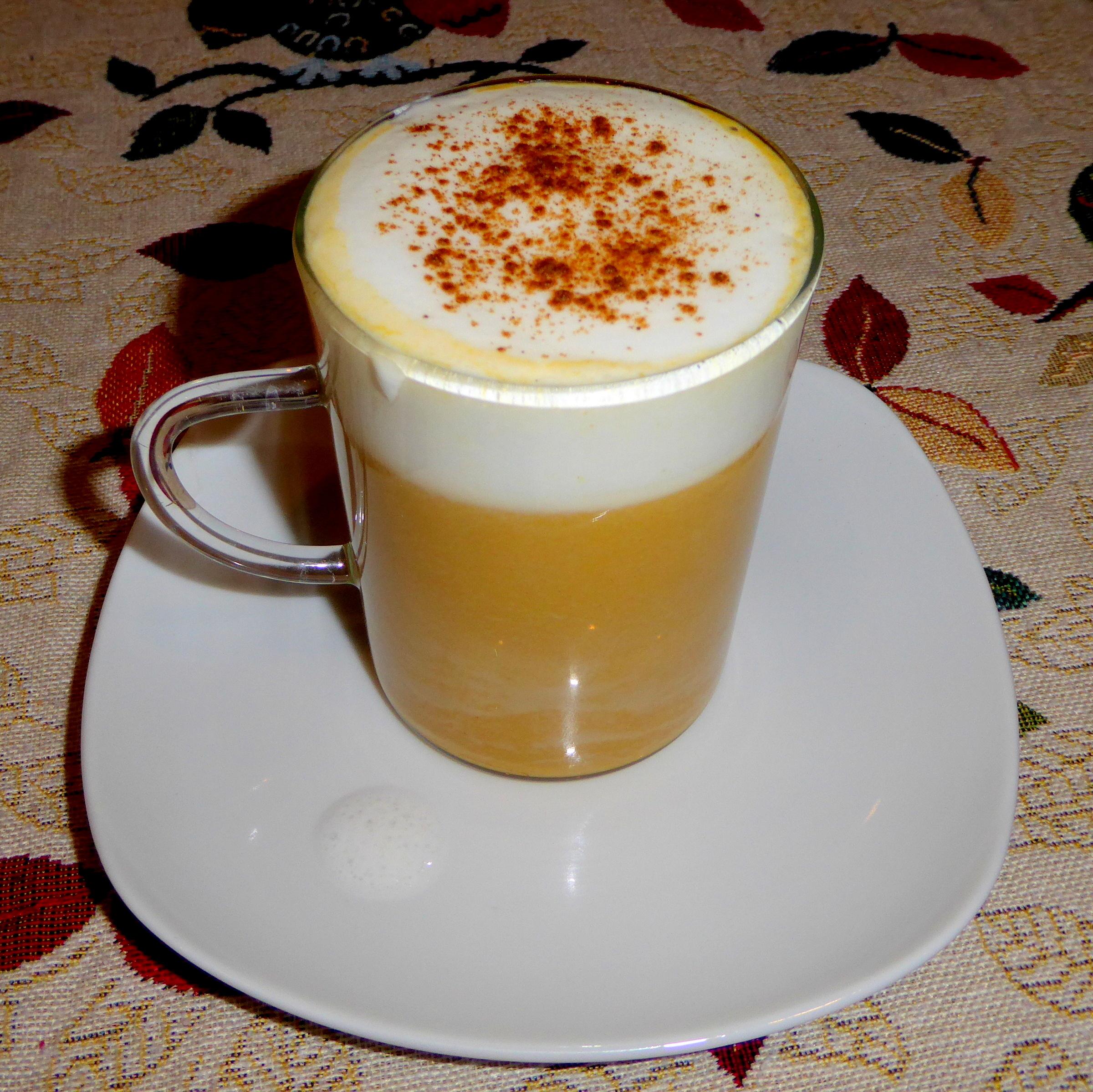 Pumpkin Spice Latte | CuciniAmO
