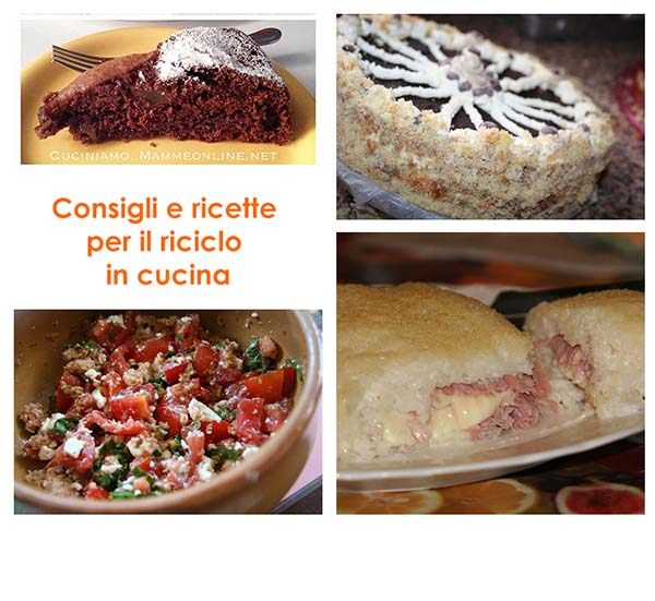 Consigli e ricette per il riciclo degli avanzi in cucina – CuciniAmO